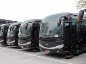 Macau Car | 18 luxury bus | exclusive | Special offer |  From HKD350 |
