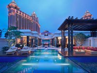 Hotel Package | Macao | 5 stars | Shuttle | Galaxy | Banyan Tree Hotels | 1 night