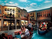 Tickets | Macao | The Venetian | Gondola Tour